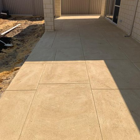 liquid limestone - patio